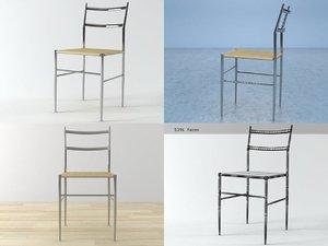 3D 699 chair
