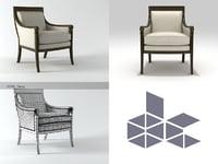 3D restauration chair 311-30-9