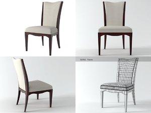 chair 3446 3D model