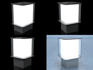 l2 l3 l4 l5 3D model