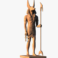Anubis - Egypt - Protector of the Dead