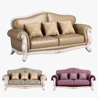 3D 230 carpenter sofa c