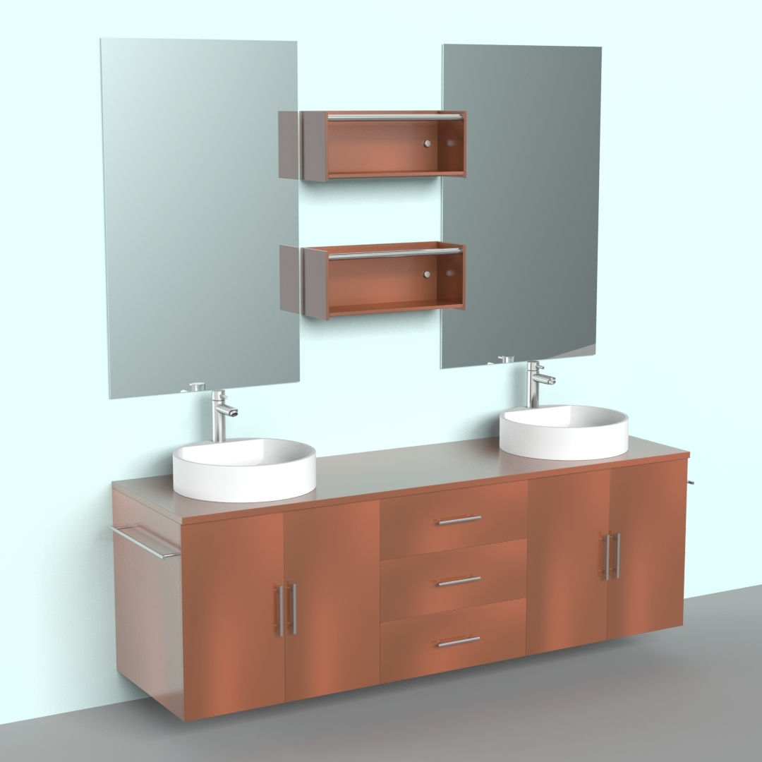 Ikea Modern Bathroom Vanity