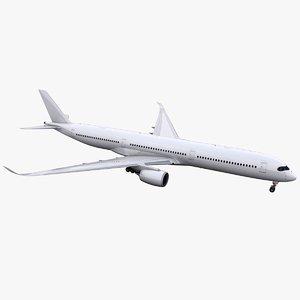 3D a350-1000 generic