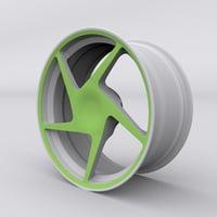wheel (rim) PR0004