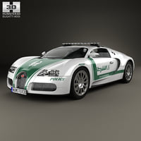 bugatti veyron 2014 3D model