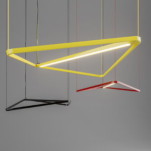 3D lamps corona v-ray