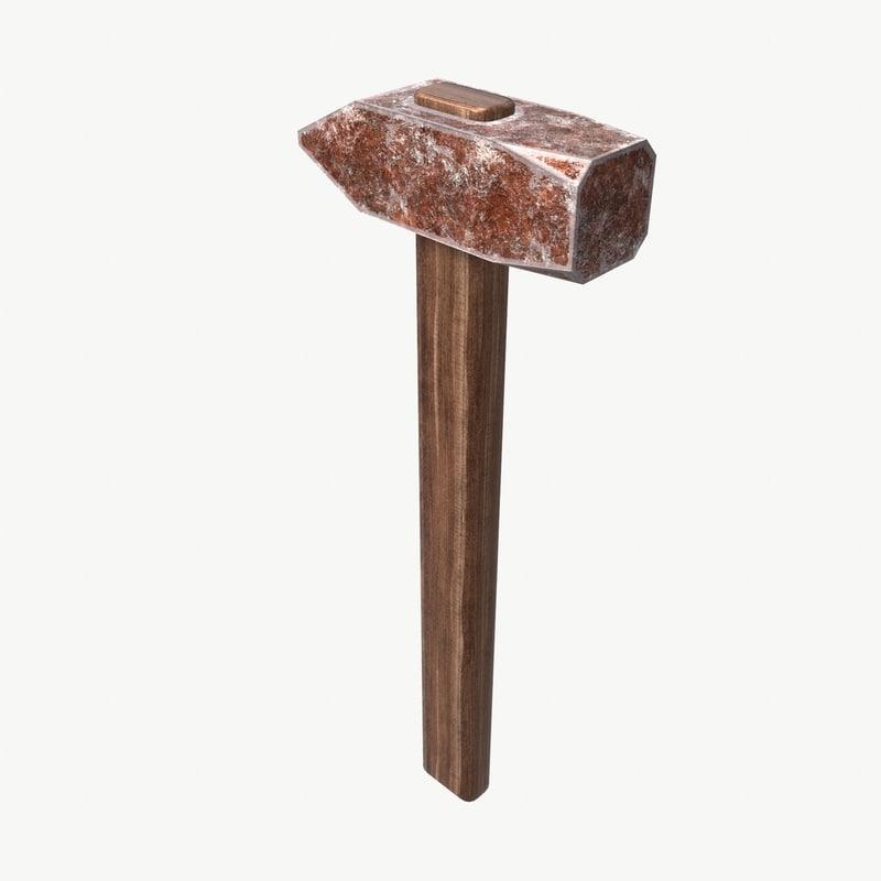 3D hammer ready vr