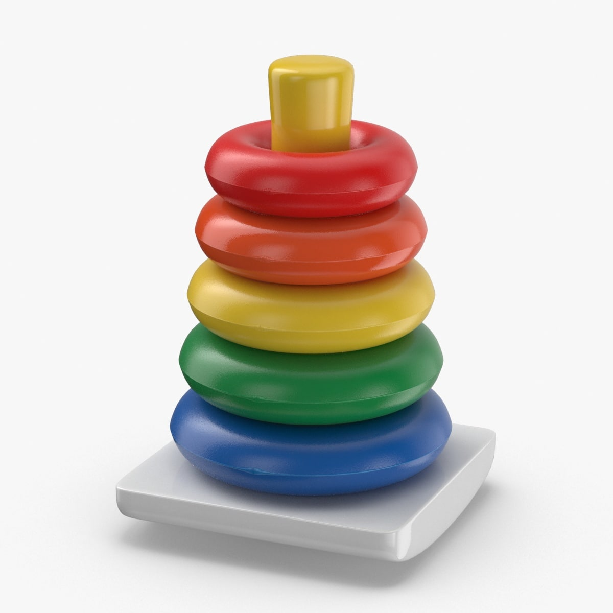 ring-tower-game model