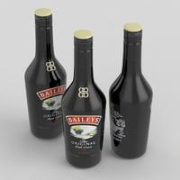 baileys irish cream model
