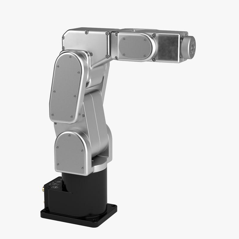 3D industrial robot meca500