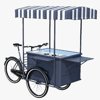 Street Food Bicycle