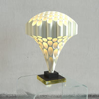 Rougier Mushroom Tube Lamp