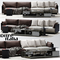 ditre italia bag sofa model