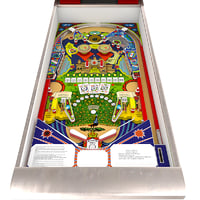 house diamonds pinball 3D model