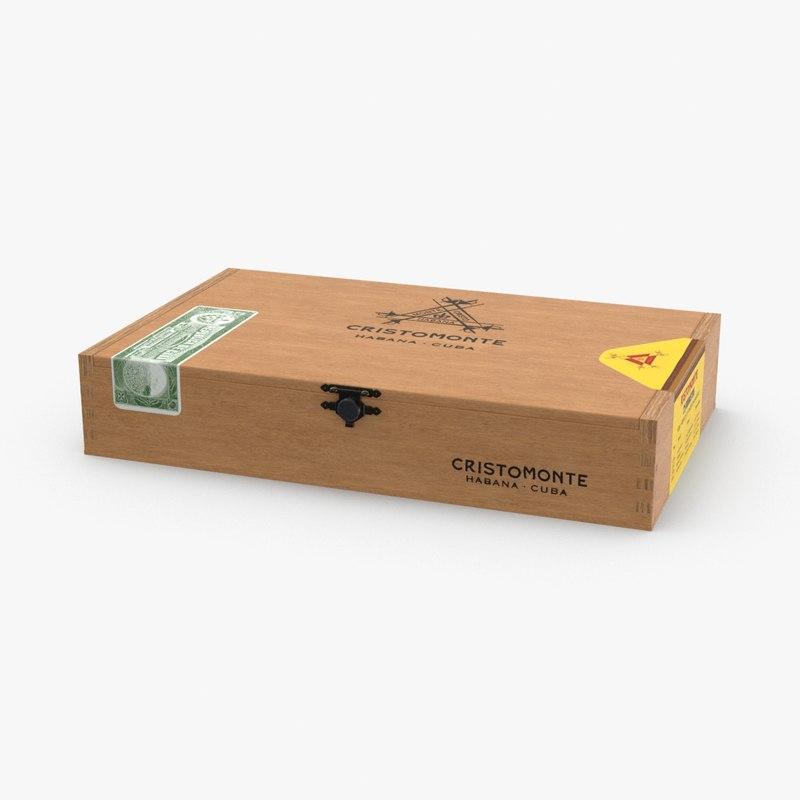 cuban-cigar-box---branded-closed 3D