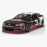 richard childress racing nascar model