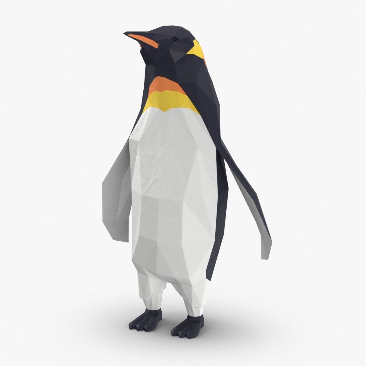 penguin----swaying model