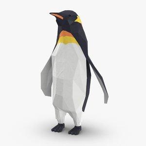 penguin----swaying model