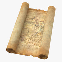 treasure 02 01 3D model