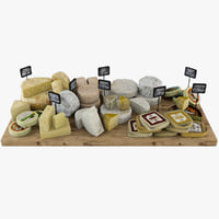 Cheese Set Stand