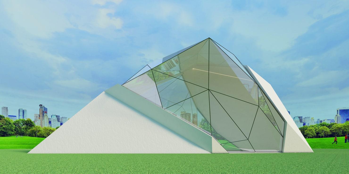 building modern model