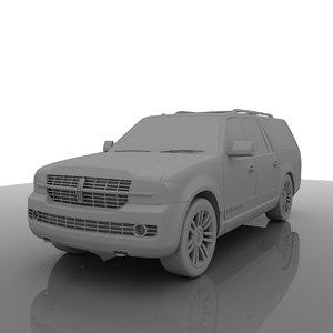 navigator 3D model