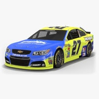 Richard Childress Racing Paul Menard NASCAR Season 2017
