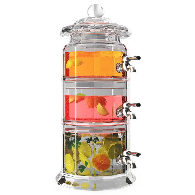 drink dispenser model