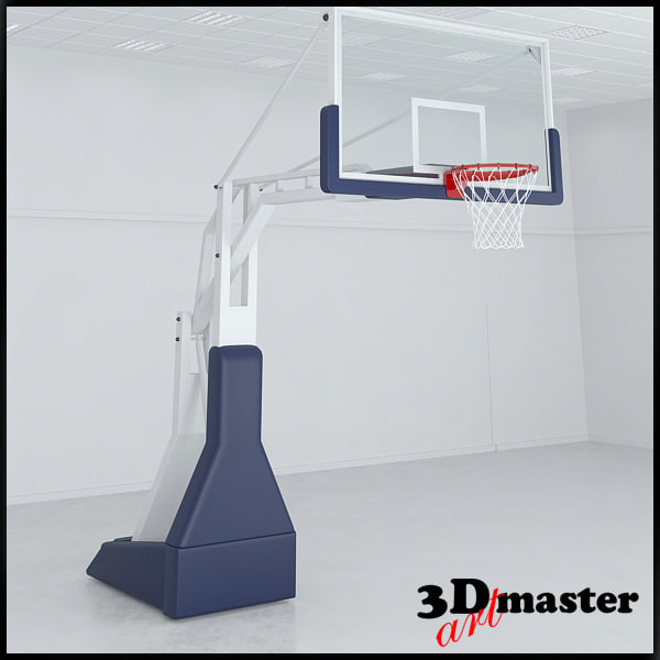 basketball ring 3D