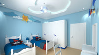 boys bedroom(1)