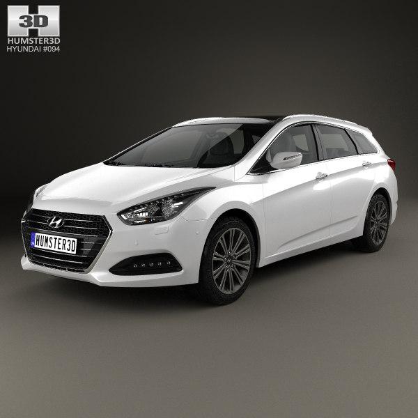 Hyundai Models 2015 >> Hyundai I40 Wagon 2015