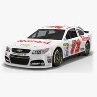 TriStar Motorsports Cole Whitt NASCAR Season 2017