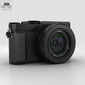 3D panasonic lumix dmc-lx100