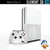 3D xbox s element