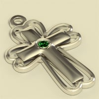 cnc gold silver 3D model