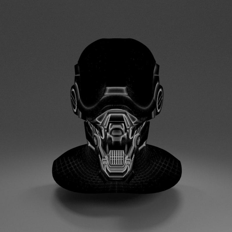 3D helmet future