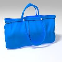 woman bag 3D