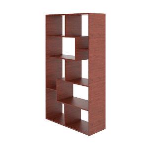 book shelf 3D