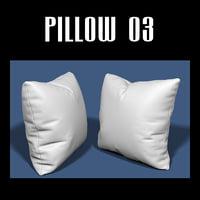 pillow interiors 3D