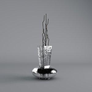pot abstract 3D model