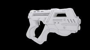 3D mass pistols printing