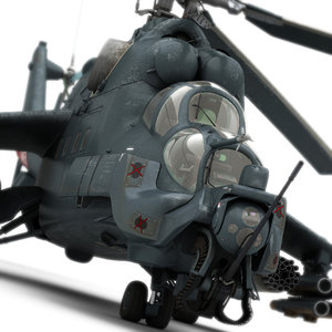 superhind super hind 3D model