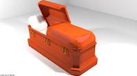 burial box 3D