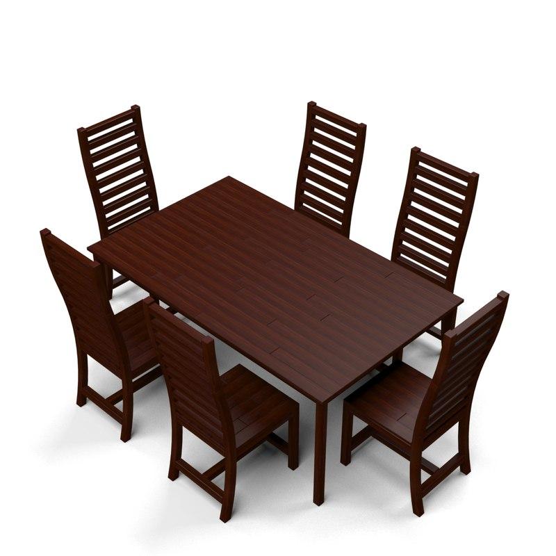 juego de mesa de comedor ikea