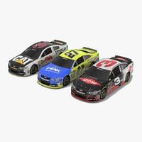 pack nascar cars richard model