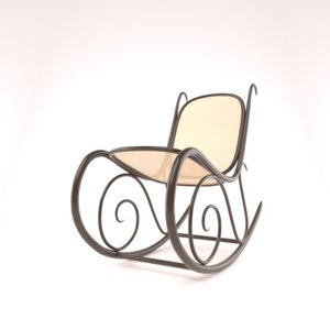 rocking chair model