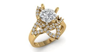 diamond ring model