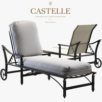 castelle coco isle cushioned model