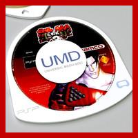 3D universal media disc umd model